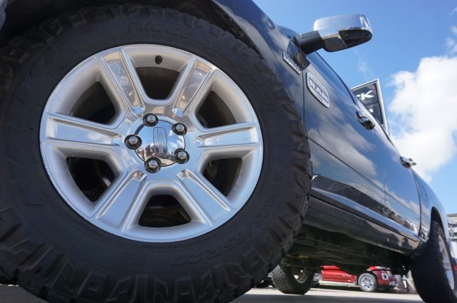 Pre-Owned 2012 Ram 1500 Laramie Limited Edition
