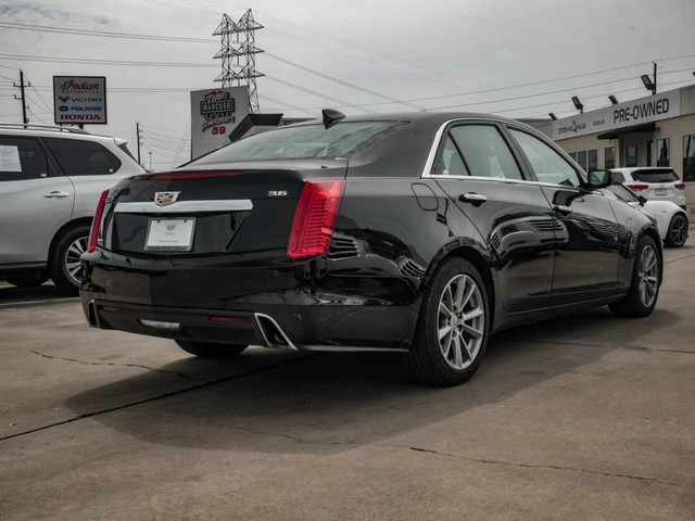 Pre-Owned 2019 Cadillac CTS Sedan Luxury AWD