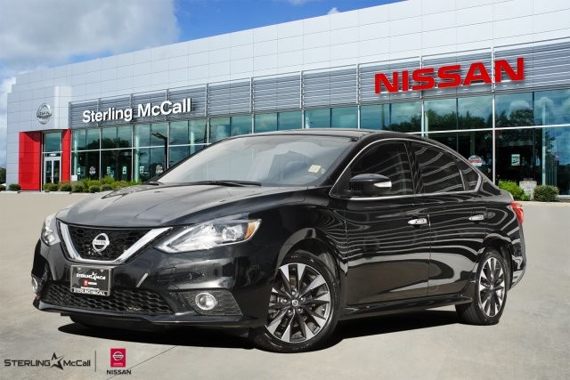 Pre-Owned 2017 Nissan Sentra SR Turbo w/ Premium Package