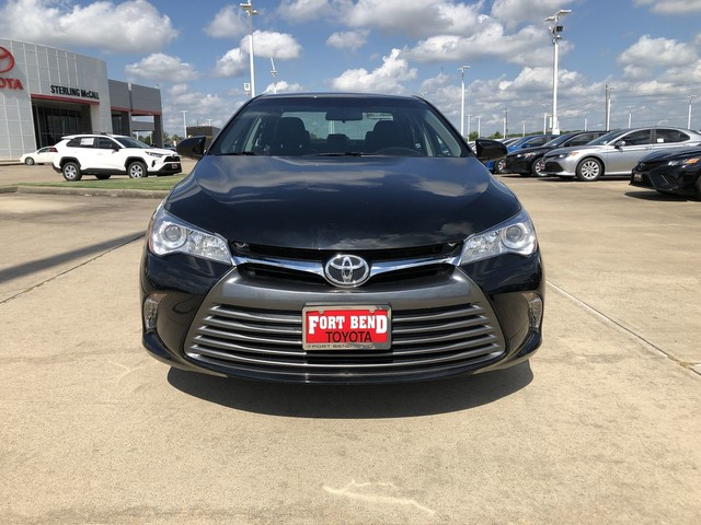 Certified Pre-Owned 2017 Toyota Camry XLE