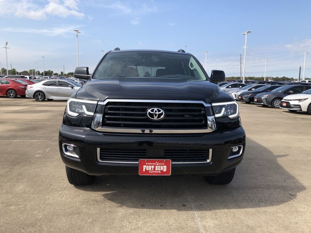 New 2019 Toyota Sequoia TRD Sport