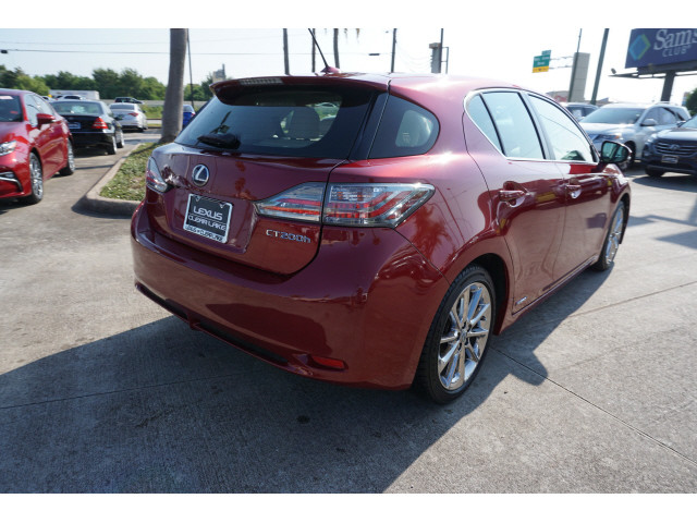 Pre-Owned 2013 Lexus CT 200h Hybrid NAVIGATION