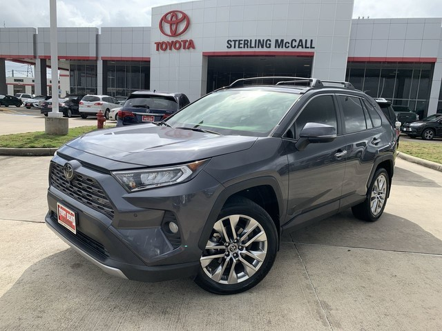 Certified Pre-Owned 2019 Toyota RAV4 Limited