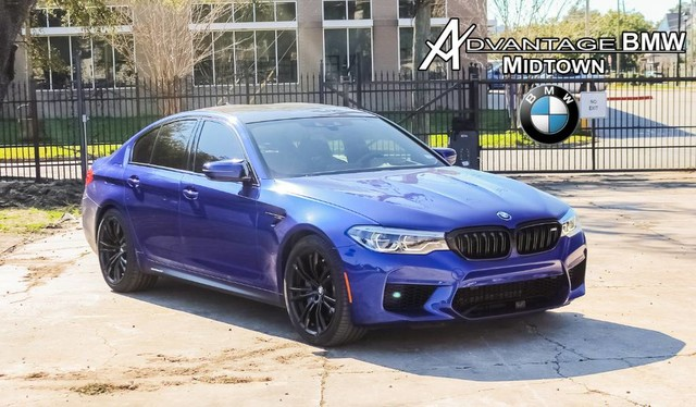Pre-Owned 2019 BMW M5 EXECUTIVE AWD HK NAV