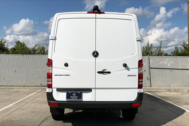 Pre-Owned 2018 Mercedes-Benz Sprinter Cargo Van Cargo
