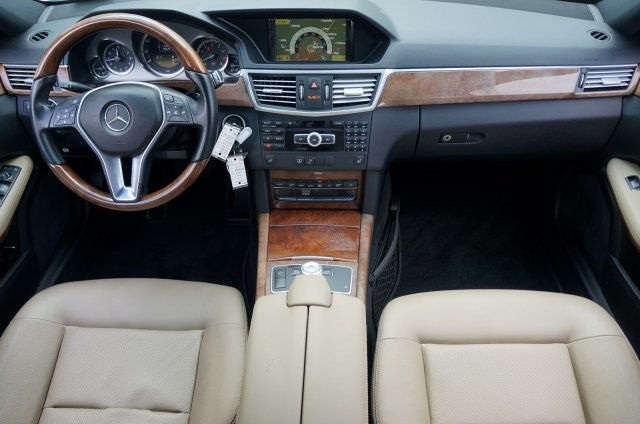 Pre-Owned 2012 Mercedes-Benz E-Class E 350 Luxury