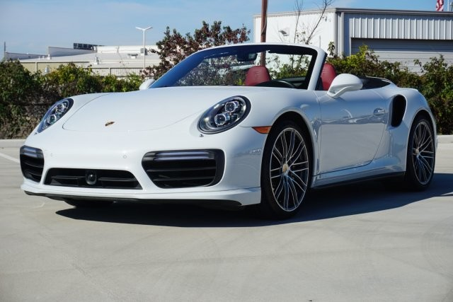 Pre-Owned 2017 Porsche 911 Turbo