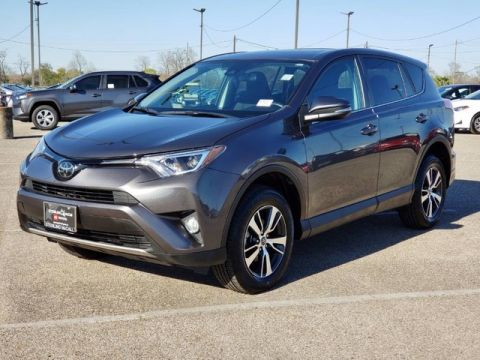 Certified Pre-Owned 2018 Toyota RAV4 XLE All Wheel Drive SUV - Offsite Location