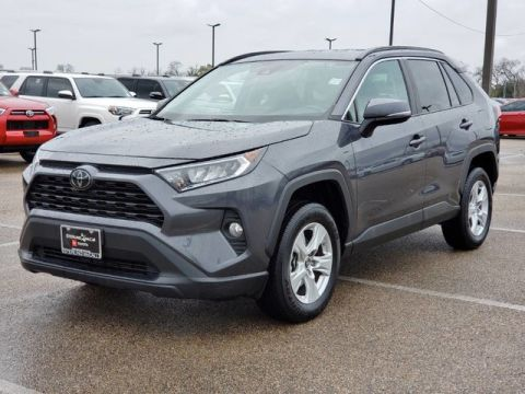 Certified Pre-Owned 2019 Toyota RAV4 XLE Front Wheel Drive SUV - Offsite Location