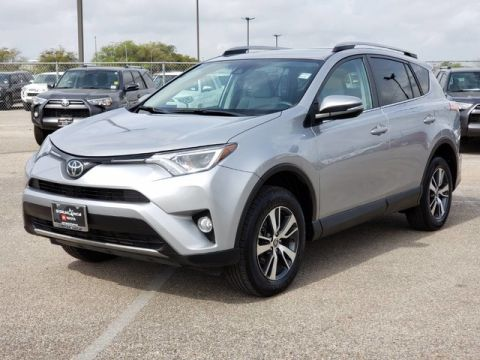 Certified Pre-Owned 2017 Toyota RAV4 XLE Front Wheel Drive SUV - Offsite Location