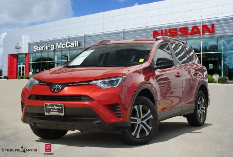 Certified Pre-Owned 2017 Toyota RAV4 BSE Front Wheel Drive SUV - Offsite Location