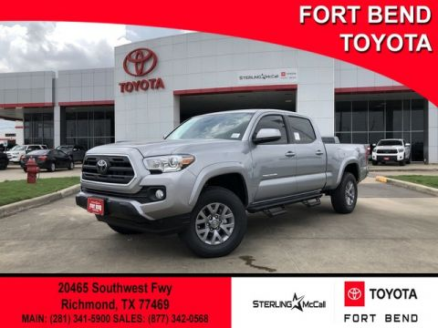 Certified Pre-Owned 2019 Toyota Tacoma SR5 Rear Wheel Drive Pickup Truck - In-Stock
