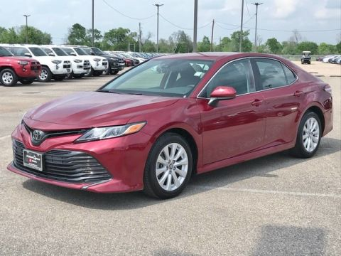 Certified Pre-Owned 2019 Toyota Camry LE Front Wheel Drive Sedan - Offsite Location