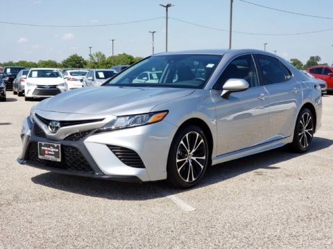 Certified Pre-Owned 2019 Toyota Camry SE Front Wheel Drive Sedan - Offsite Location