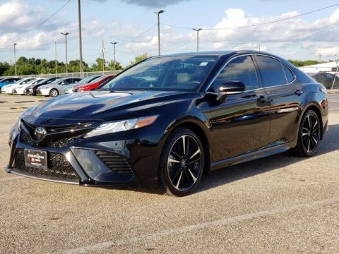 Certified Pre-Owned 2019 Toyota Camry XSE Front Wheel Drive Sedan - Offsite Location