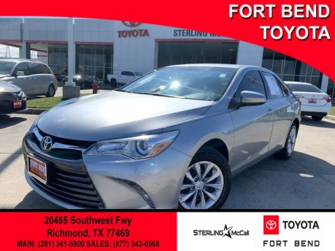 Certified Pre-Owned 2017 Toyota Camry LE Front Wheel Drive Sedan - In-Stock