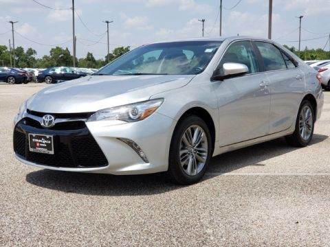 Certified Pre-Owned 2017 Toyota Camry SE Front Wheel Drive Sedan - Offsite Location