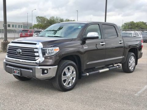 Certified Pre-Owned 2018 Toyota Tundra 1794 Edition Four Wheel Drive Pickup Truck - Offsite Location