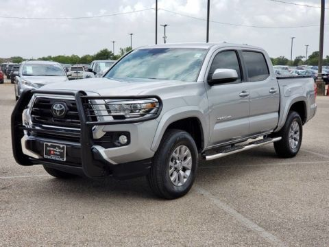 Certified Pre-Owned 2018 Toyota Tacoma SR5 Rear Wheel Drive Short Bed - Offsite Location
