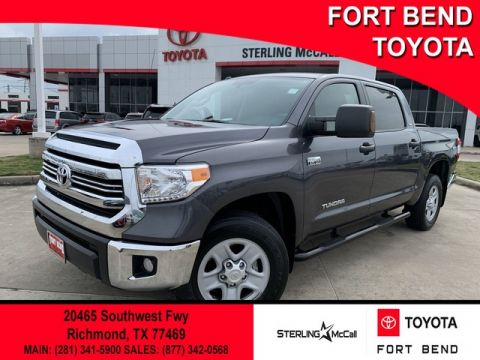 Certified Pre-Owned 2017 Toyota Tundra SR5 Four Wheel Drive Short Bed - In-Stock