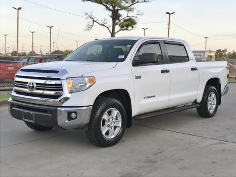 Certified Pre-Owned 2017 Toyota Tundra SR5 Four Wheel Drive Short Bed - Offsite Location