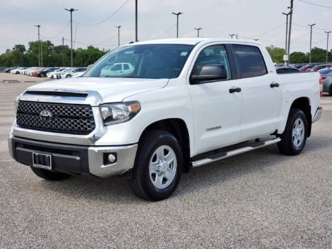 Certified Pre-Owned 2018 Toyota Tundra SR5 Rear Wheel Drive Short Bed - Offsite Location