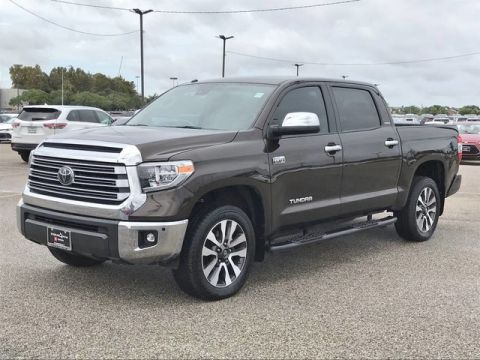 Certified Pre-Owned 2018 Toyota Tundra Limited Four Wheel Drive Short Bed - Offsite Location