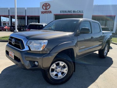 Certified Pre-Owned 2012 Toyota Tacoma PreRunner