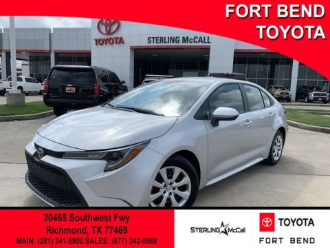 Certified Pre-Owned 2020 Toyota Corolla LE Front Wheel Drive Sedan - In-Stock