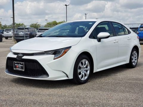Certified Pre-Owned 2020 Toyota Corolla LE Front Wheel Drive Sedan - Offsite Location