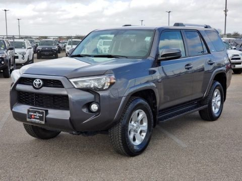 Certified Pre-Owned 2019 Toyota 4Runner SR5 Four Wheel Drive SUV - Offsite Location