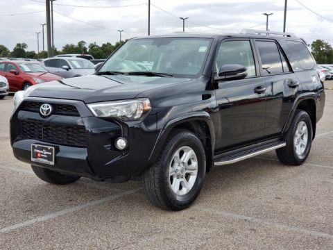 Certified Pre-Owned 2016 Toyota 4Runner SR5 Premium Rear Wheel Drive SUV - Offsite Location