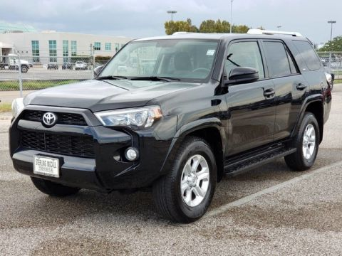 Certified Pre-Owned 2018 Toyota 4Runner SR5 Rear Wheel Drive SUV - Offsite Location