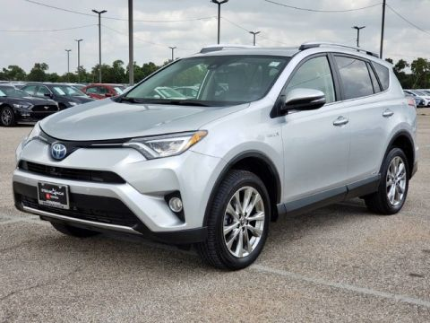 Certified Pre-Owned 2016 Toyota RAV4 Hybrid Limited All Wheel Drive SUV - Offsite Location