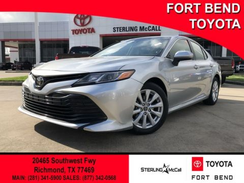 Certified Pre-Owned 2018 Toyota Camry LE Front Wheel Drive Sedan - In-Stock