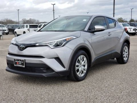 Certified Pre-Owned 2019 Toyota C-HR LE Front Wheel Drive SUV - Offsite Location