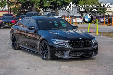 Pre-Owned 2019 BMW M5 Competition