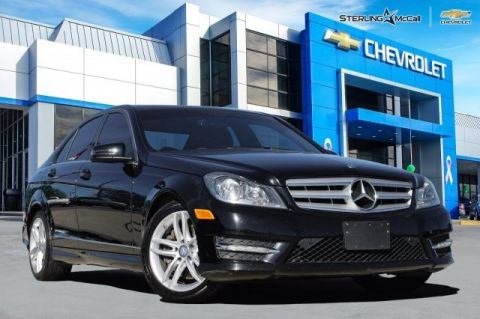 Pre-Owned 2013 Mercedes-Benz C-Class C 300 Luxury
