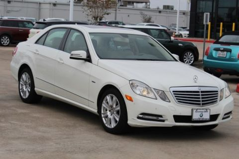 Pre-Owned 2012 Mercedes-Benz E-Class E 350 Sport BlueTEC®